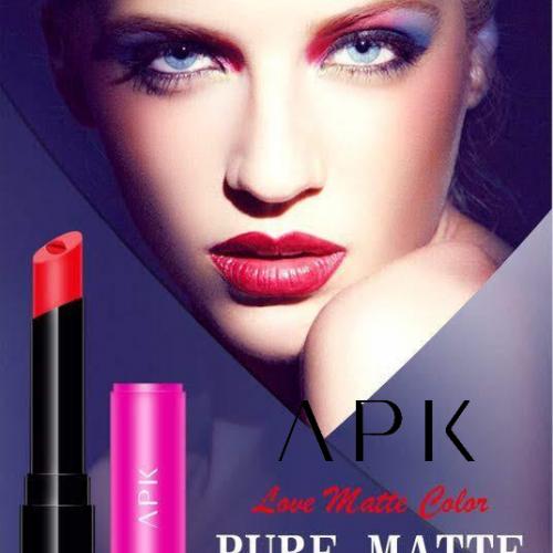 APK Pure Matte creamy long lasting lipstick
