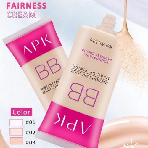 APK BB Cream Natural Coverage SPF 15