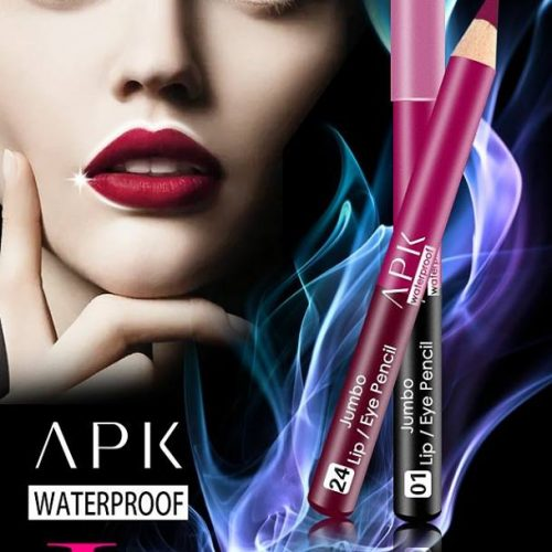 APK JUMBO LIP EYE PENCIL long lasting smudge proof
