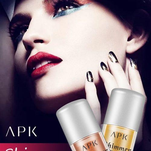 APK SHIMMER DUST (Shimmer Shades)