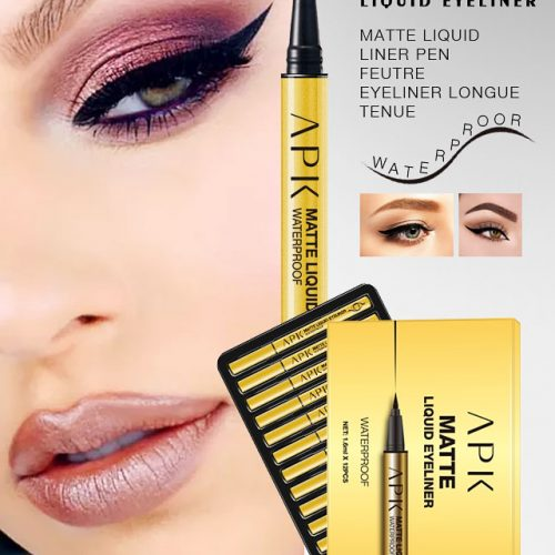 MATTE LIQUID LINER GOLDEN