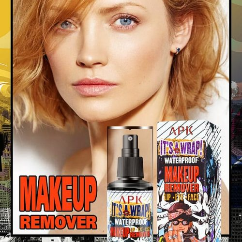 APK NEW MAKEUP REMOVER IT'S A WRAP