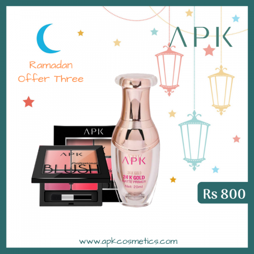 APK Ramadan Offer Three