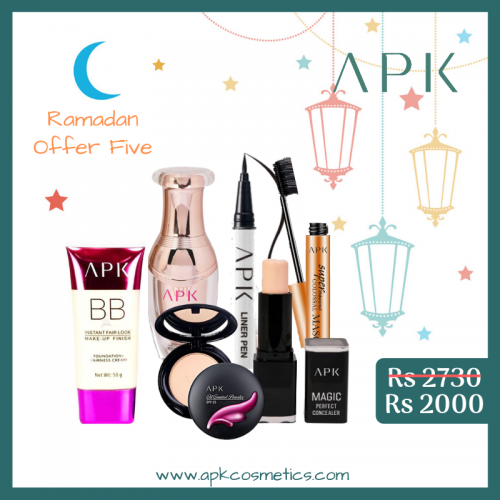 APK RAMADAN OFFER FIVE