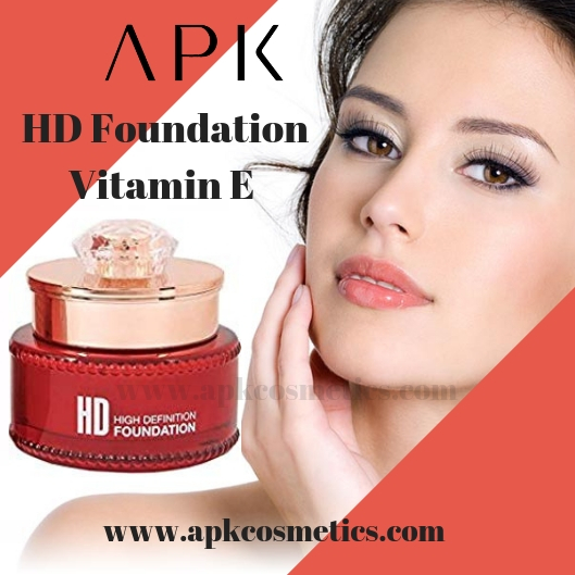 APK HD Foundation (Jar) Vitamin E