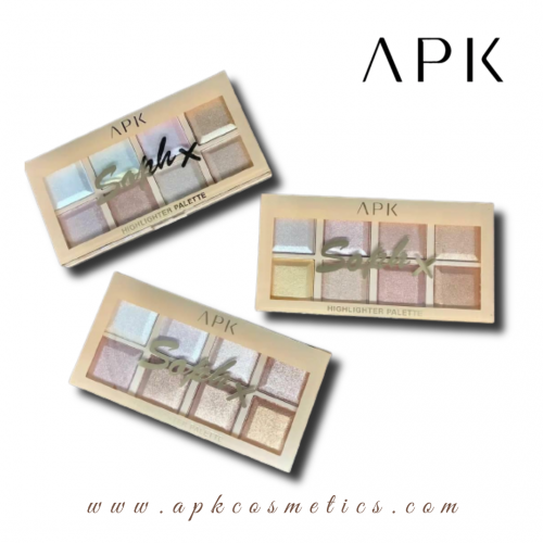 APK - HIGHLIGHT SOPHX PALETTE - 8 SHADES